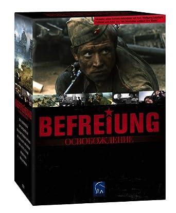Befreiung Teil 1 5 6 Dvds Amazonde Fritz Diez Horst Giese