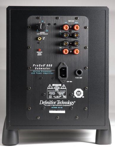 Definitive Technology ProSub 800 120v Speaker 2