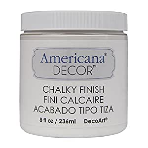 Deco Art ADC-01  Americana Chalky Finish Paint, 8-Ounce, Everlasting