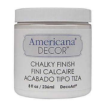 DecoArt Americana Decor Chalky Finish Paint Everlasting 8 0z
