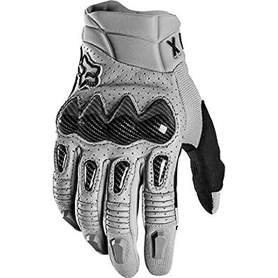 2020 Fox Racing Bomber Gloves-Grey-S: Fox Racing: Automotive