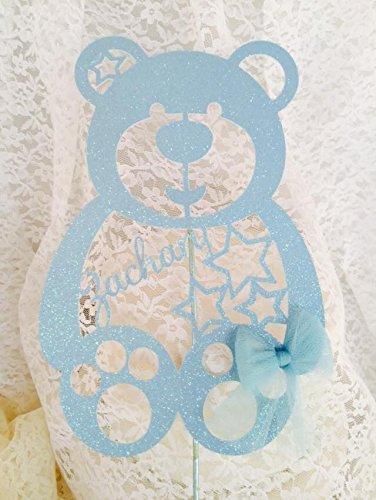 Amazon Teddy Bear Cake Topper Baby Shower Birthday Party