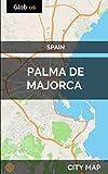 Palma de Majorca, Spain - City Map
