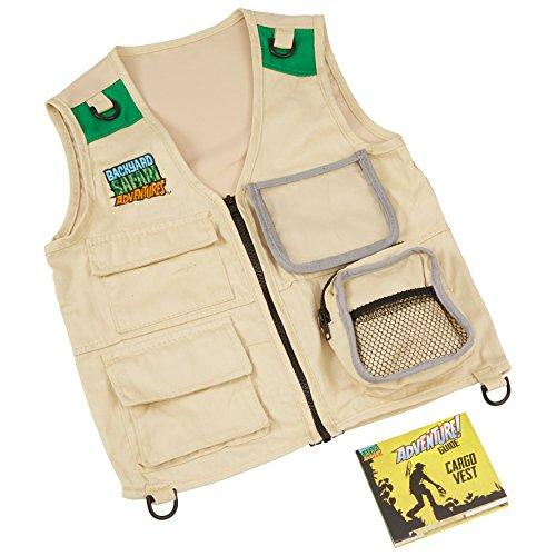Backyard Safari Cargo Vest - Your Dream Toys