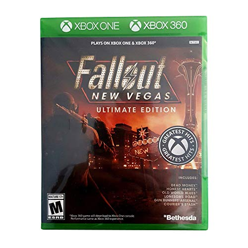 Fallout New Vegas Ultimate Edition - Xbox One and Xbox 360 (Best Xbox 360 Games Ever)