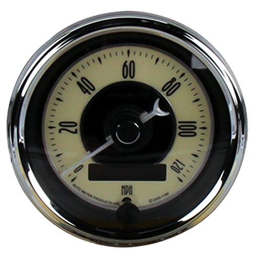 Auto Meter 1100 Cruiser AD Fuel/Oil/Speedo/Volt/Water 5 Gauge Kit