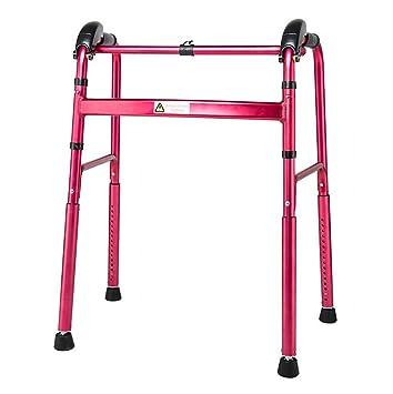D&F Walker de ancianos discapacitados a andador plegable ...