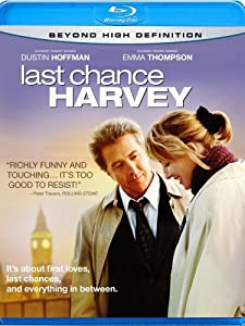 Cover Image for 'Last Chance Harvey'
