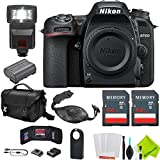 Nikon D7500 DSLR Camera (Body Only) Travel Kit