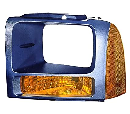 Depo 330-1201L-US2 Ford F Series Super Duty Driver Side Replacement Parking//Signal Light Unit