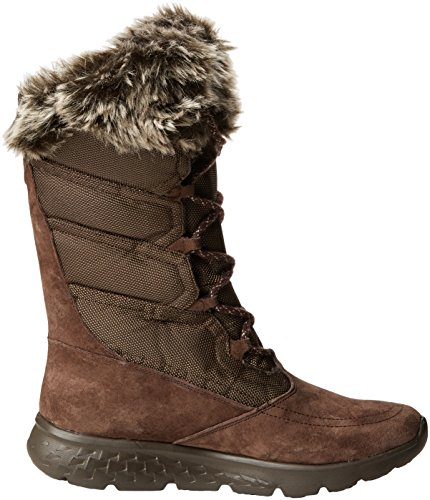 Skechers On The Go 400 Big Chill - Botas Mujer Marrón - Brown (Chocolate)