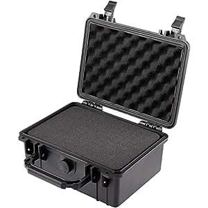 Basetech resistente al aguar maleta 240 x 195 x 112 mm 1310218 Abmessungen: (L x B x H) 240 x 195 x 112 mm