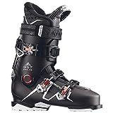 Salomon QST Pro 90 Ski Boots Men's Black/Anthracite/Red 29.5