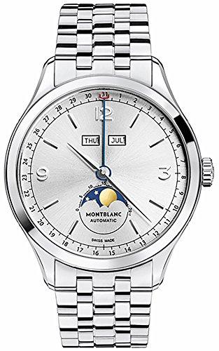 Montblanc Heritage Chronometrie Quantieme Complet Men's Watch - 112647 (Montblanc Men Watches For)