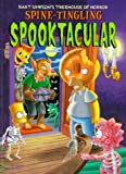 (Bart Simpson's Treehouse of Horror Spine-Tingling Spooktacular) By Groening, Matt (Author) Paperback on (09 , 2001)
