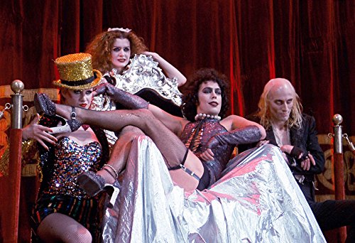"Rocky Horror Picture Show Poster 19x13"" Frankenfurter"