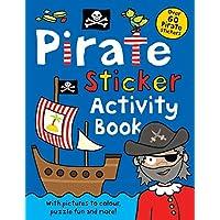 Pirate: Preschool Sticker Activity