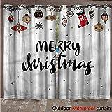 inspiring modern corner shower BlountDecor Christmas Home Patio Outdoor Curtain Modern Inspiring Quote W120 x L96