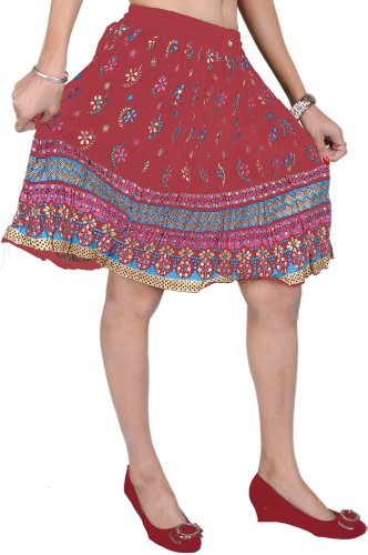 Falda Cranberry Para India Mujer Exotic ZAvxaHW