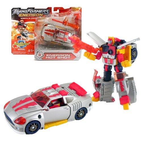 Hasbro Year 2004 Transformers Energon