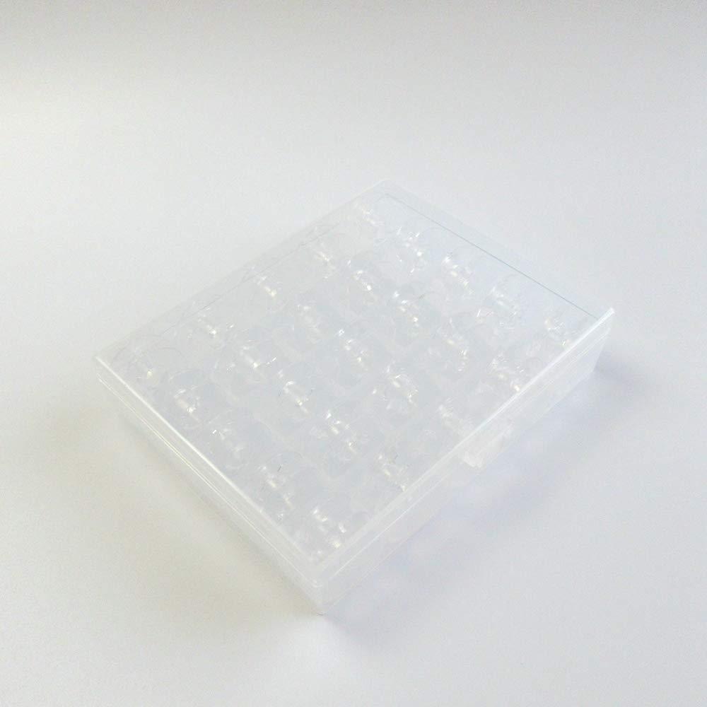 25 bobine W//scatola per Pfaff Creative 2144,2170,7510,7530,7550,7560,7562,7570++