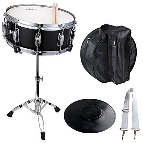 adm-student-snare-drum-set-with-case-sticks-stand-and-practice-pad-kit
