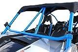 #5: Dragonfire Racing RacePace Octane Blue Flying V Bar Can-Am Maverick/Commander