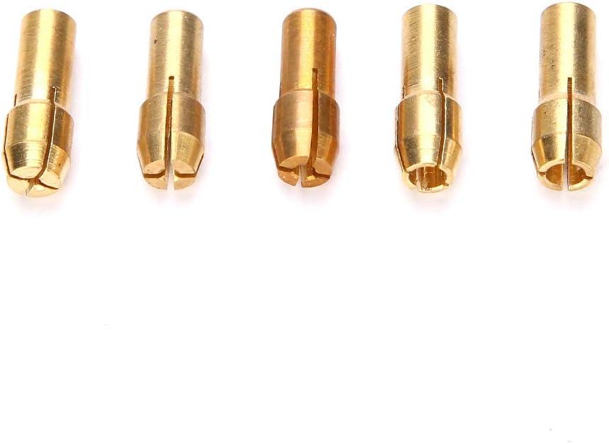 Mini taladro P-500-11 DC 12V 15W 18000Rpm Juego de herramientas de torneado para corte Rectificado Perforado Pulido Rectificadora Grabado Pulido Perforado Conjunto de herramientas rotativas