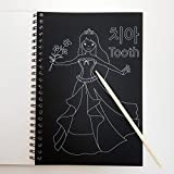 Princess Scratch and Sketch Art Book For Kids Art Activity Book Practice How To Draw