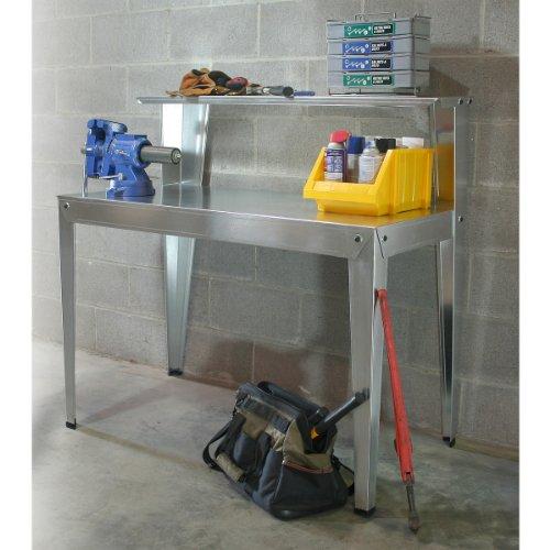 AmeriHome Multi-Use Steel Table/Work Bench by AmeriHome (Image #3)