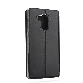 Vernee Apollo Funda, Flip PU Protictive Cover Case Funda Carcasa para Vernee Apollo Helio X25 Smartphone