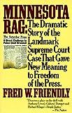 Minnesota Rag, Fred W. Friendly, 0394712412