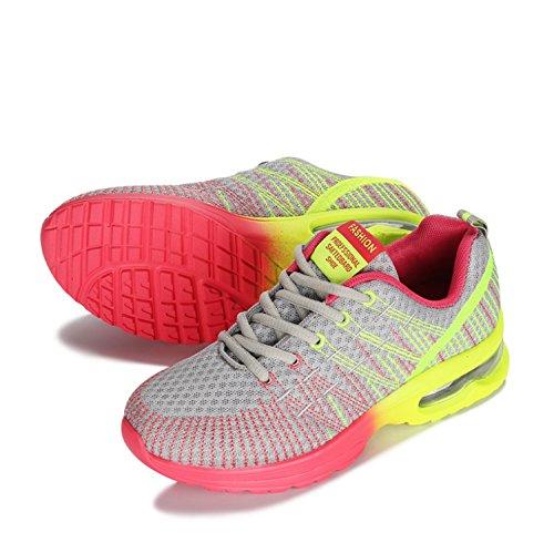 Zapatos para Mujer Zapatillas de Deporte Unisex de Moda Zapatillas de Deporte Ocasionales y Transpirables Zapatos Deportivos Aire Libre y Deportes Style2