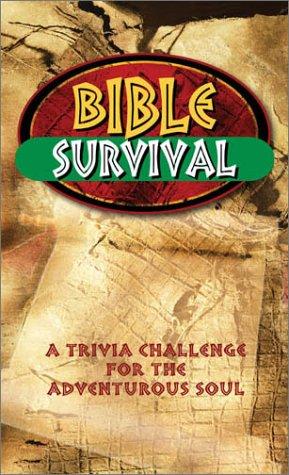 Bible Survival: A Trivia Challenge for the Adventurous Soul pdf