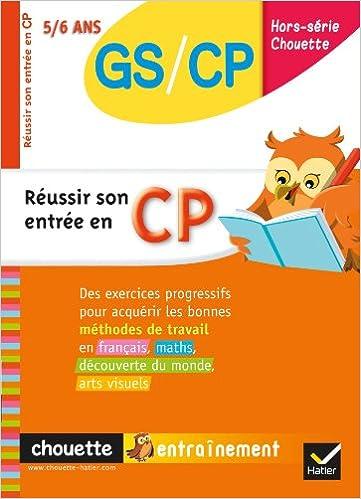 Téléchargement Réussir son Entrée en CP pdf, epub ebook