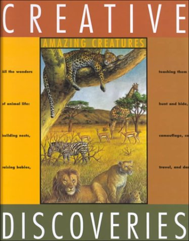 Download Amazing Creatures (Creative Discoveries) pdf epub