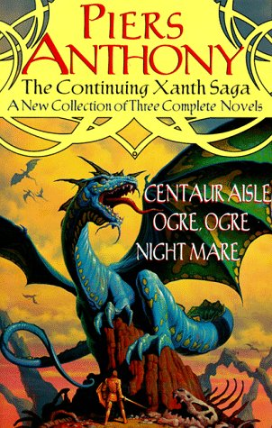 Piers Anthony: The Continuing Xanth Saga (Xanth Novels)
