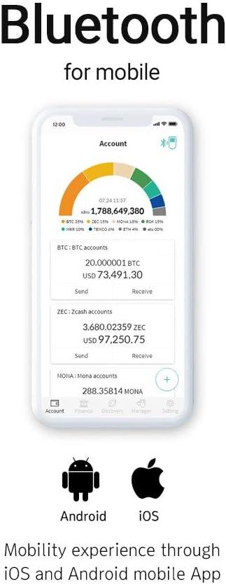Vietinė bitcoin programa iphone