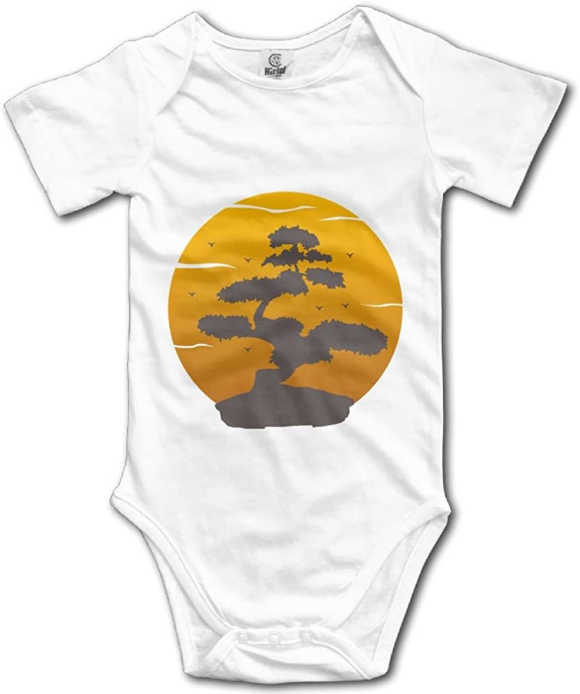 Bonsai Baby Boys Original Cotton Bodysuit