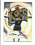 2005-06 Topps First Row Signature Swish #AI Allen