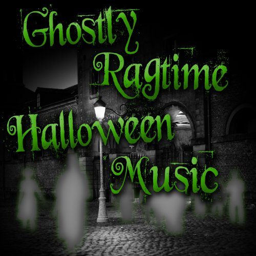 Ghostly Ragtime Halloween Music for $<!--$9.49-->
