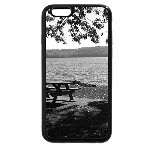 iPhone 6S Plus Case, iPhone 6 Plus Case (Black & White) - Anyone Want to Join Me
