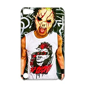 3D Print Hot Design Rookie DJ BL3ND Background Case Cover for IPod Touch 5- Personalized Hard Back Protective Case Shell-Perfect as gift