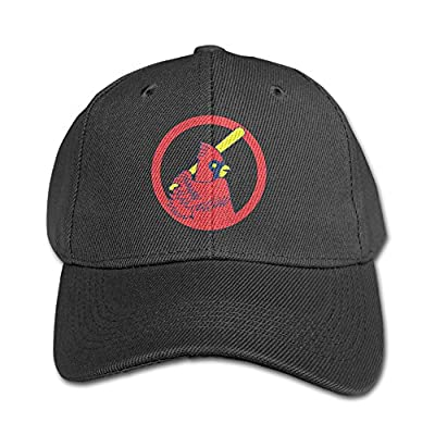 Candi Kid's St. Louis Cardinal Trucker Cap Adjustable Hat Black