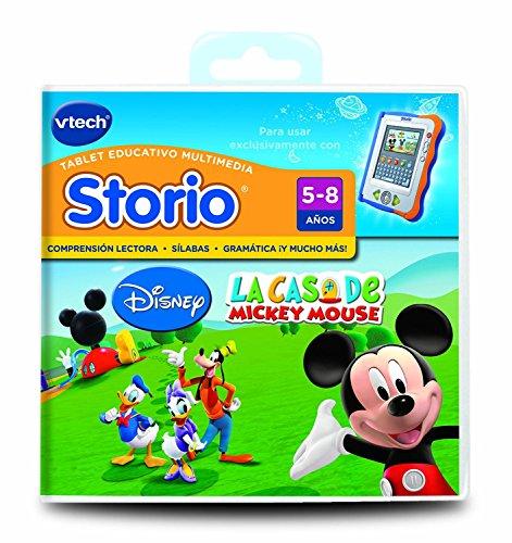 Vtech Spanish - Vtech Storio Juego Mickey - En (Storio 2)