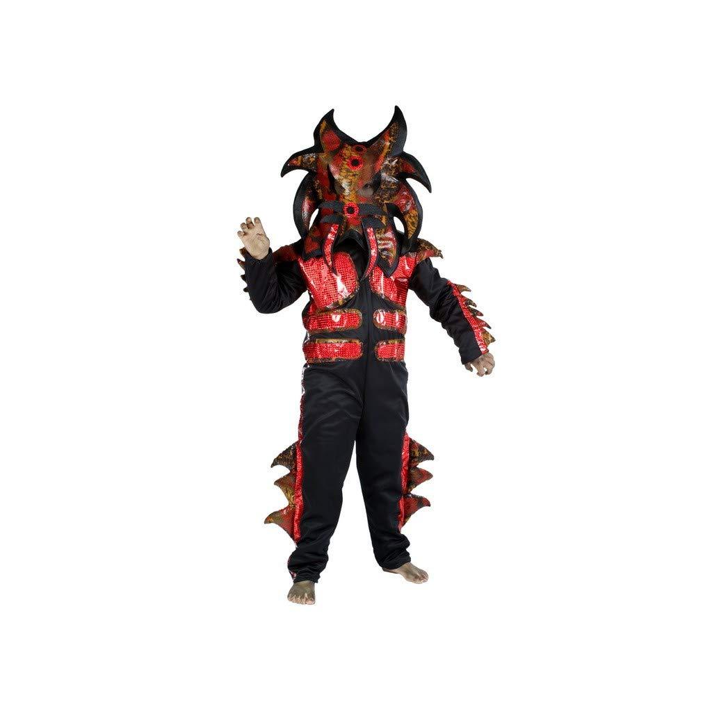 Disfraces Nines - Disfraz de alien tigre infantil (talla 5-7 años ...