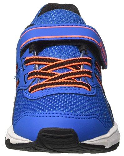 Asics Unisex-Kinder Pre Galaxy 9 Ps Gymnastikschuhe Blau (Directoire Blue/black/hot Oran)