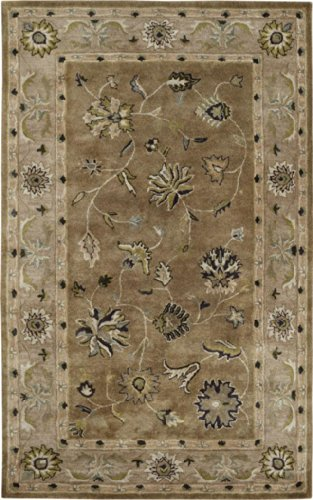 Dynamic rugs CHARISMA LIGHT GREEN R 7.10