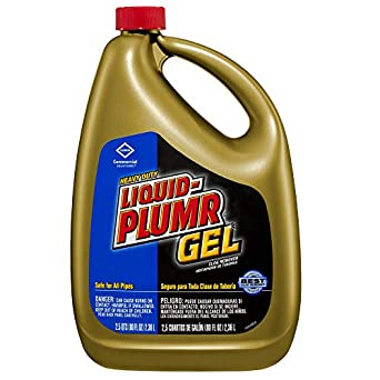 Amazon Com Liquid Plumber Clog Remover Professional 80 Oz