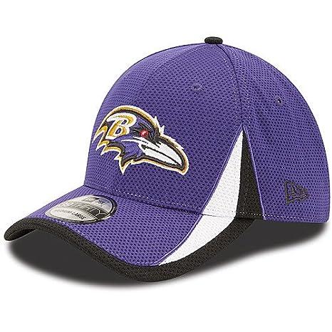 Amazon.com   NFL Baltimore Ravens Reverse Team Color Training 39THIRTY Cap e11974967135